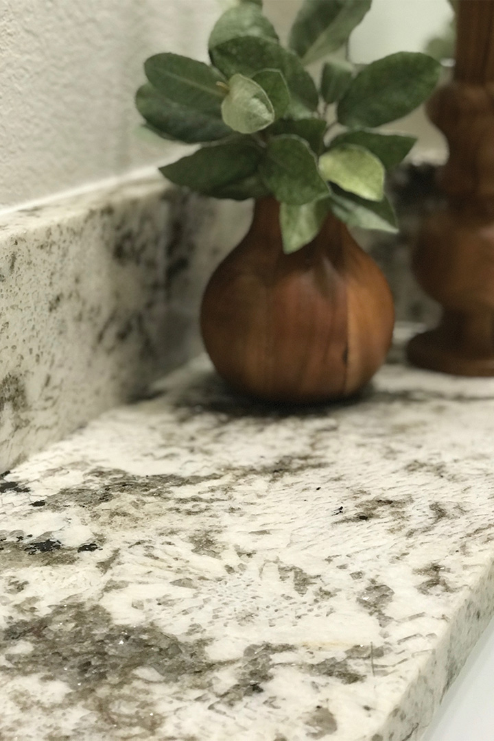why choose granite countertops, each slab of granite is unique