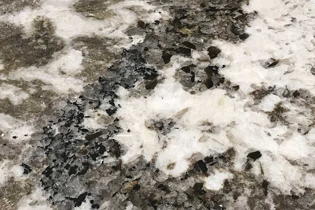 level three high-grade granite